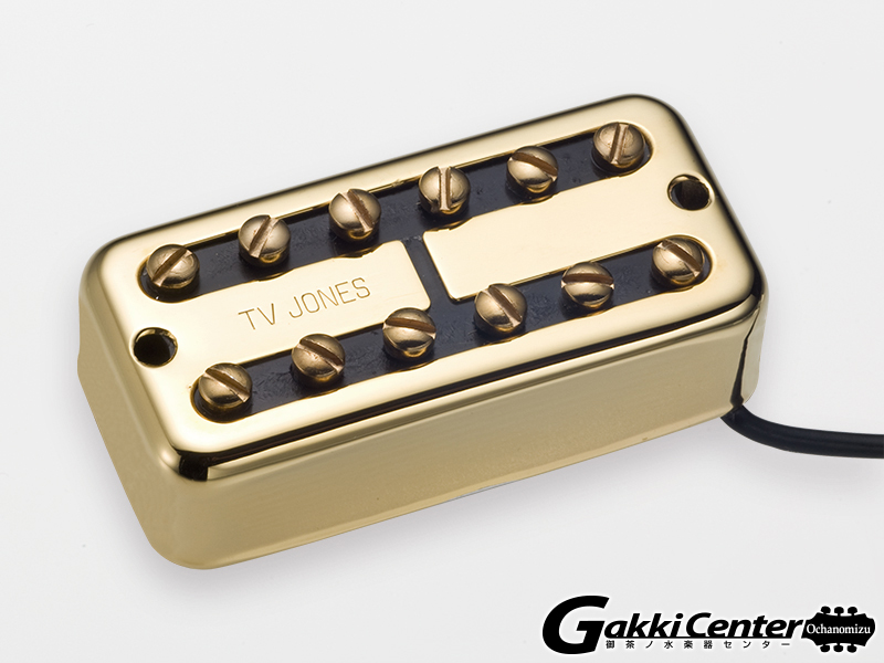 TV Jones Power'Tron Neck/Gold【店頭在庫品】