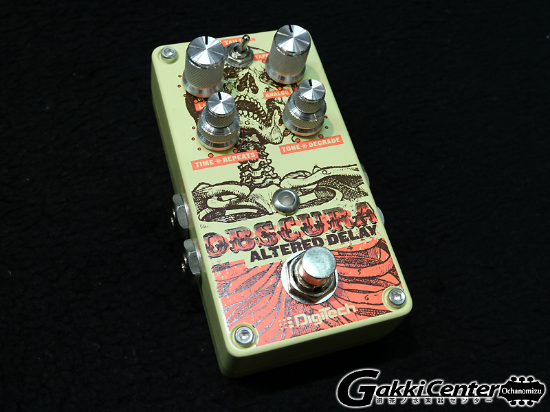 【SALE】DigiTech Obscura/ディレイ