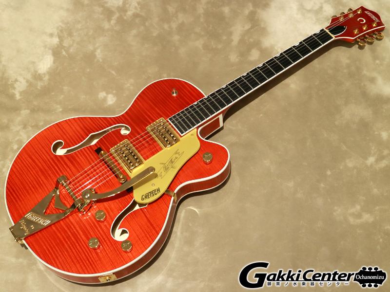 【アウトレット】Gretsch G6120TFM Players Edition Nashville【シリアルNo:JT20020922/3.3kg】【店頭在庫品】