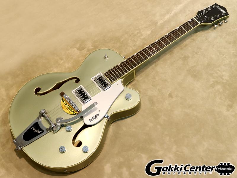 Gretsch G5420T Electromatic Hollow Body Single-Cut with Bigsby Aspen Green【シリアルNo:KS17044410/3.6kg】【店頭在庫品】