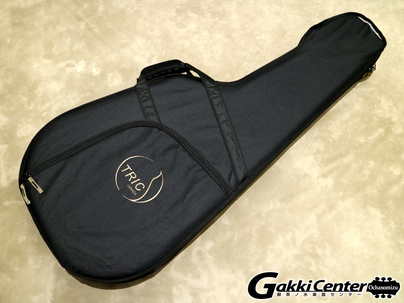 Fort GUITAR CASE Tric Parlor - Deluxe Black【店頭在庫品】