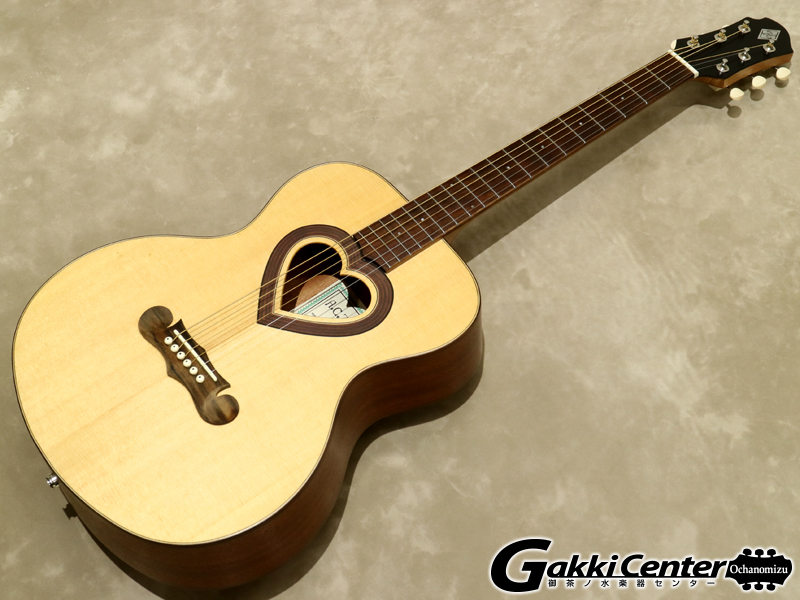 ZEMAITIS(ゼマイティス)アコースティックギター/CAM-60H【シリアルNo:ZE17040004/1.5kg】【店頭在庫品】