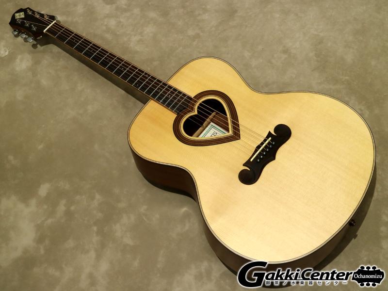 【レフティ】ZEMAITIS(ゼマイティス)エレクトリック・アコースティックギター/CAJ-100HW-E-LH【シリアルNo:ZE17040429/2.4kg】【店頭在庫品】