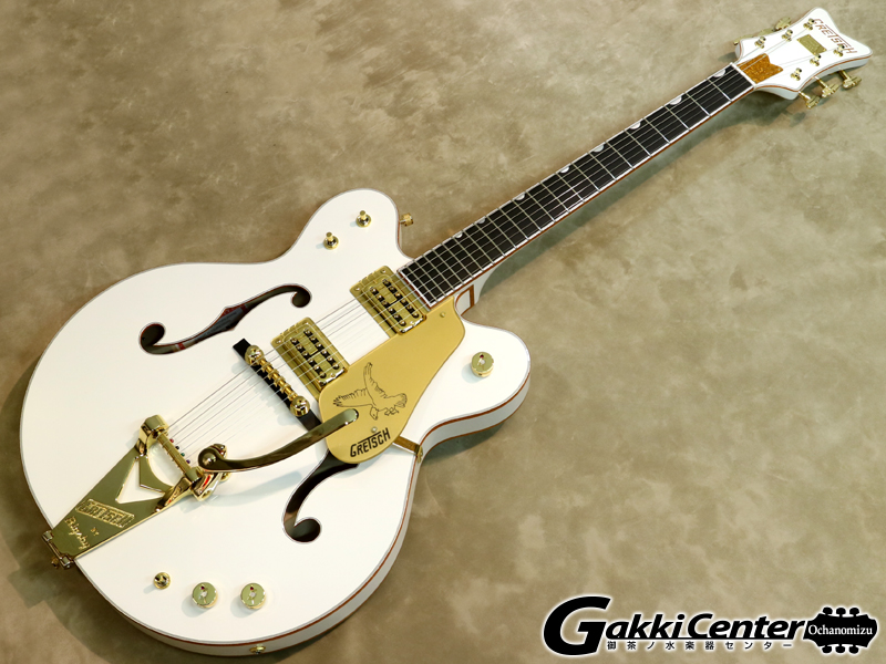 Gretsch G6136DC FSR Falcon Double Cutaway with Bigsby 【シリアルNo:JT17051523/3.7kg】【店頭在庫品】