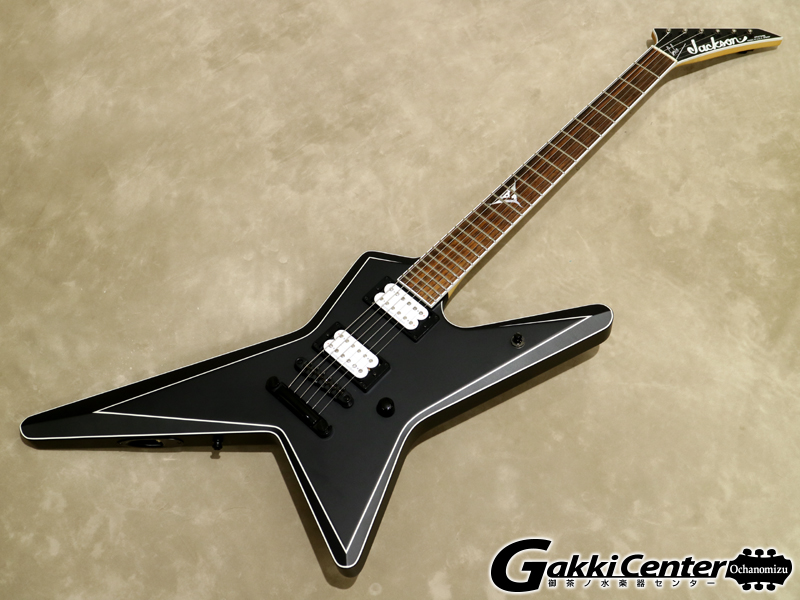 Jackson USA Signature Gus G. Star【シリアルNo:J9496/3.6kg】【店頭在庫品】