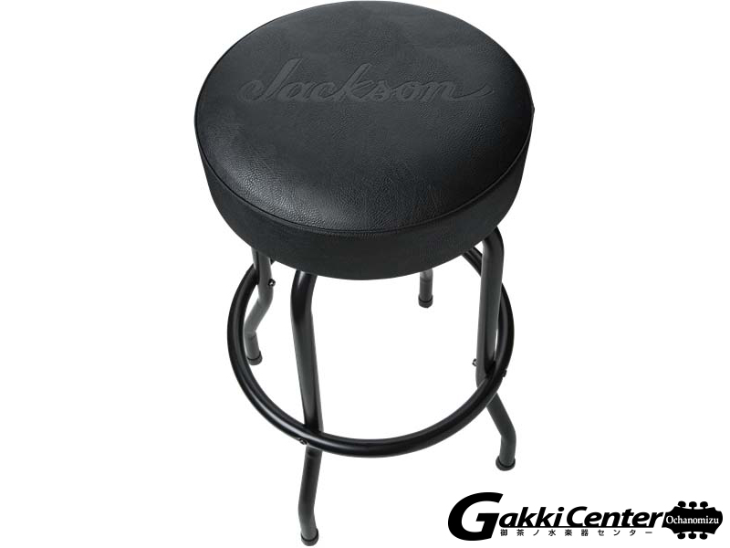 "Jackson Bar Stool 30"" Black"