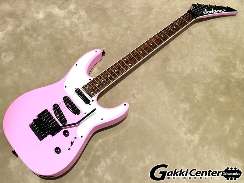 Jackson X Series Soloist SL4X Bubblegum Pink【シリアルNo:ICJ1802532/3.6kg】【店頭在庫品】