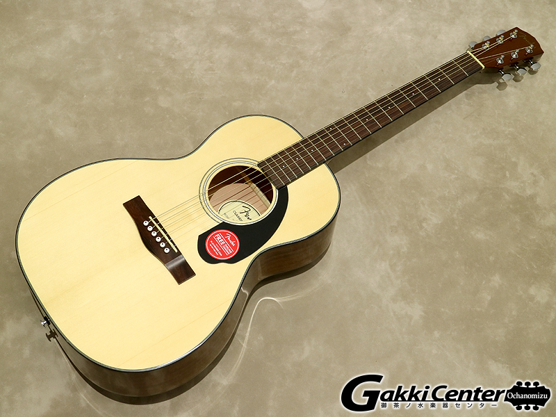 Fender CP-60S NAT【シリアルNo:IPS170712040/1.9kg】【店頭在庫品】