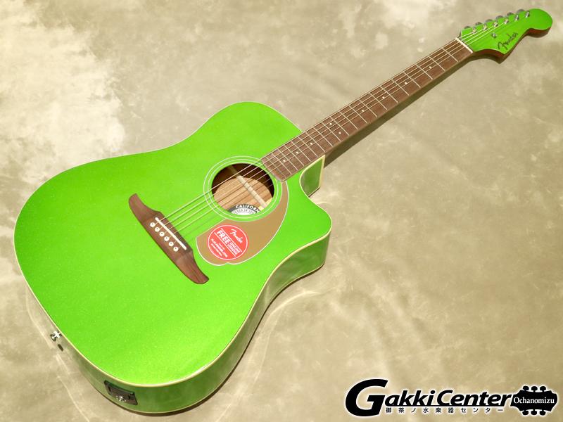 Fender Redondo Player, ELECTRIC JADE【シリアルNo:CSL17003712/2.3kg】【店頭在庫品】