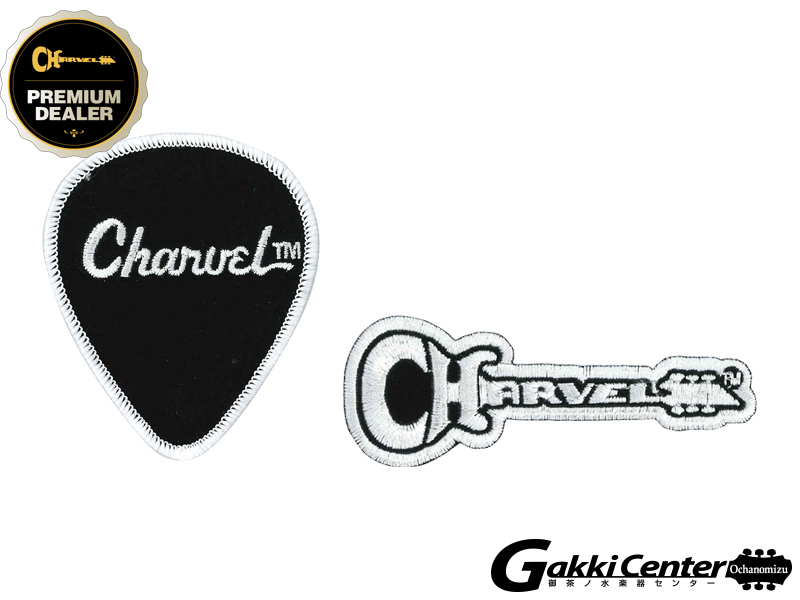Charvel Velvet Patches