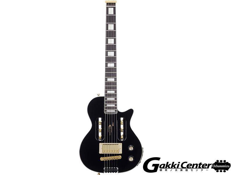 TRAVELER GUITAR EG-1 Custom Black V2