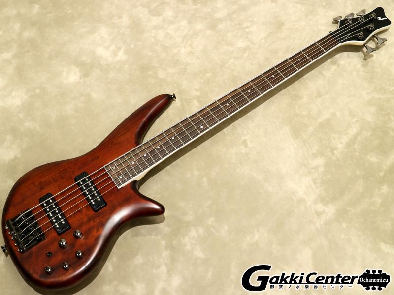 Jackson JS3V Spectra Bass Walnut Stain【シリアルNo:ICJ1961361/3.9kg】【店頭在庫品】