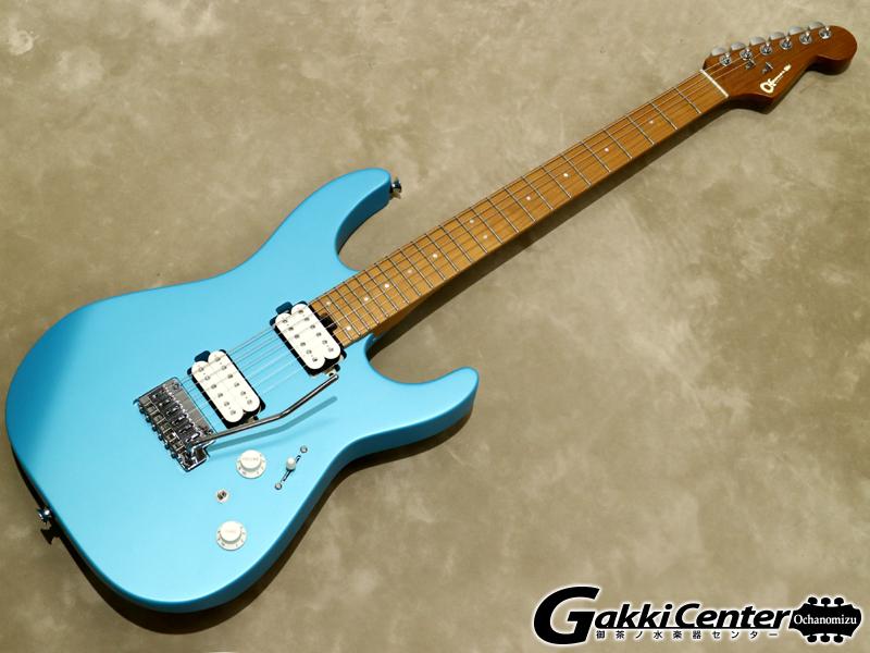 Charvel DINKY™ DK24 HH 2PT CM Matte Blue Frost【シリアルNo:MC199977/3.3kg】【店頭在庫品】