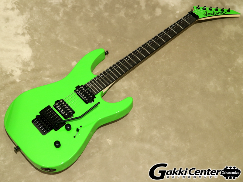 Jackson Pro Series Dinky DK2, Slime Green 【シリアルNo:MXJ1900238/3.7kg】【店頭在庫品】