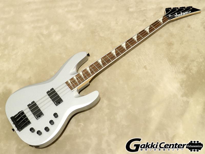 Jackson X Series Signature David Ellefson Concert Bass CBX IV, Quicksilver【シリアルNo:ICJ1902007/3.8kg】【店頭在庫品】