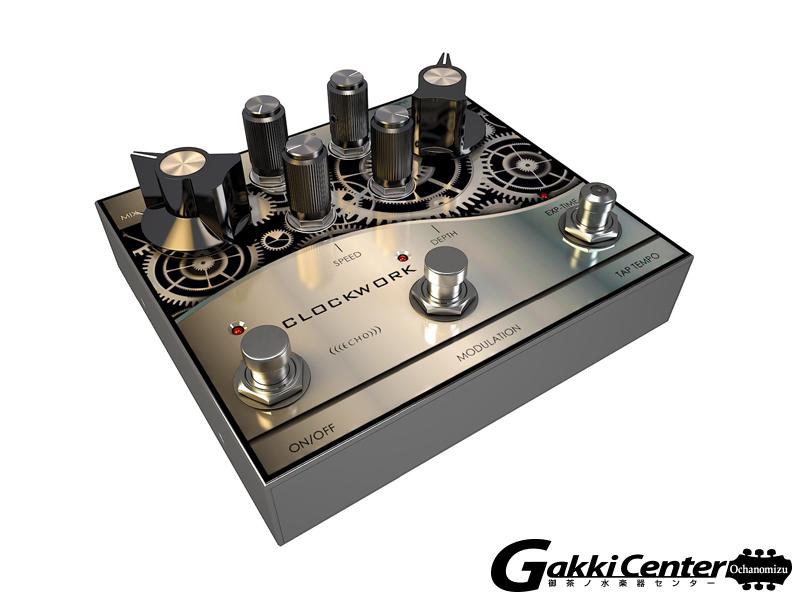 J. Rockett Audio Designs JET Series CLOCKWORK ECHO