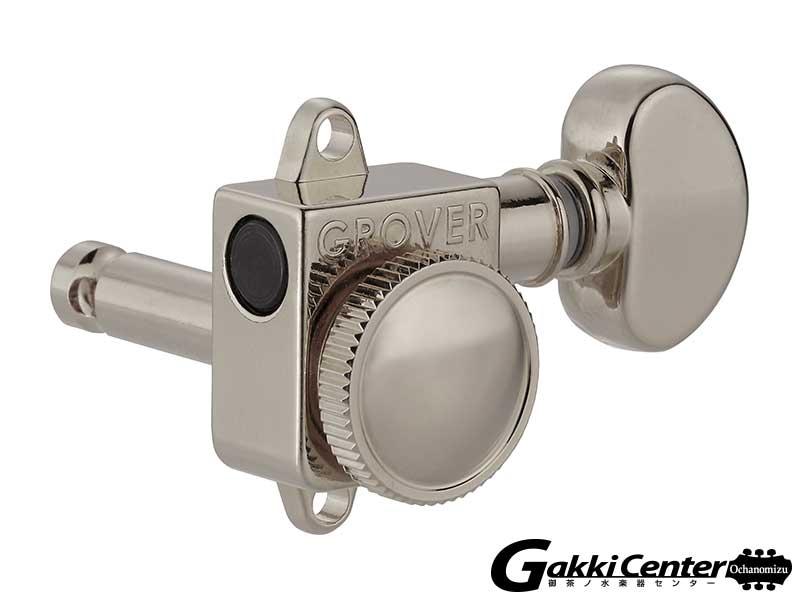 GROVER Roto-Grip Locking Rotomatics (505FV Series), Nickel