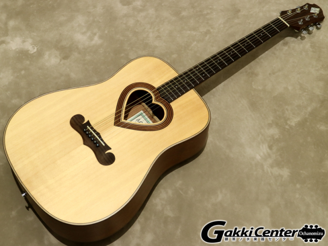 ZEMAITIS(ゼマイティス)アコースティックギター/CAD-100HW 【シリアルNo:ZE16060226/2.1kg】 【店頭在庫品】