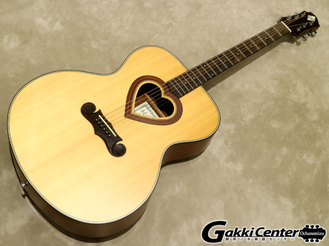 【SALE】ZEMAITIS(ゼマイティス)アコースティックギター/CAJ-100HW 【シリアルNo:ZE19030919/2.2kg】【店頭在庫品】