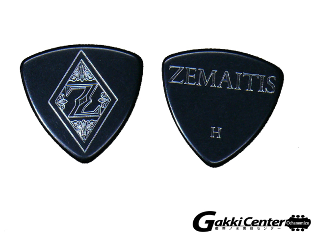 【SALE】ZEMAITIS PICK ZP03 Black TR/H 20枚セット