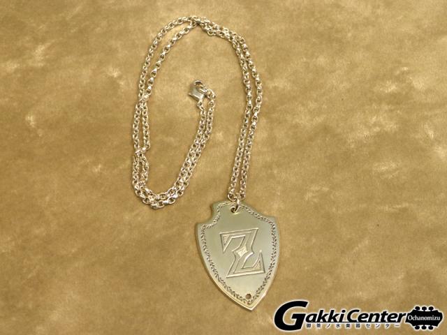 ZEMAITIS Shield Shape Pendant