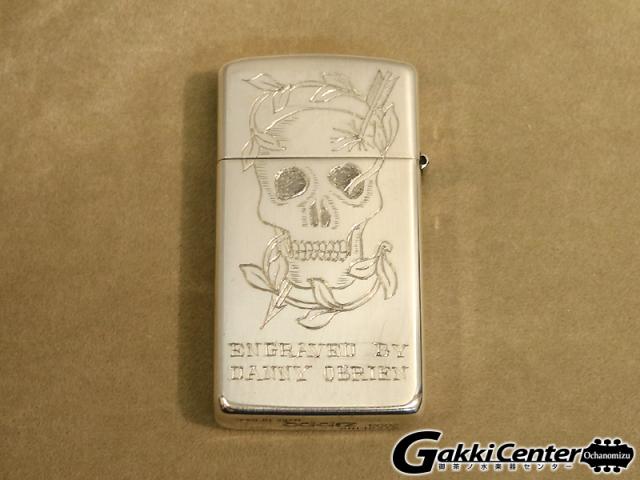 ZEMAITIS(ゼマイティス) ZIPPO Skull&Arrow 2006 No.6