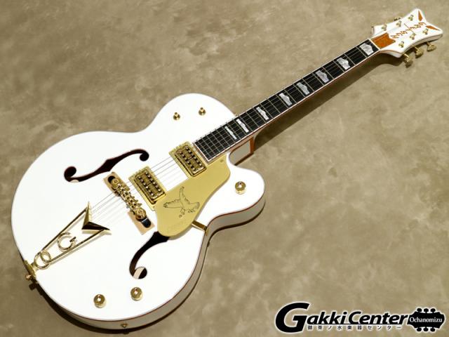 Gretsch(グレッチ) G6136-VLFT FSR White Falcon(ホワイトファルコン) 【シリアルNo:JT16083034/3.7kg】【店頭在庫品】