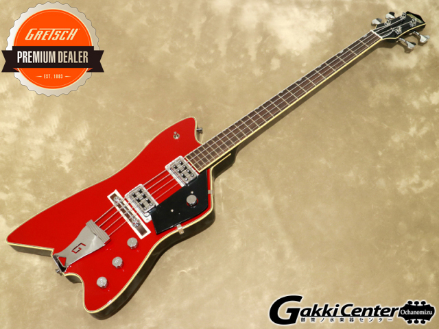 Gretsch G6199B Billy-Bo Jupiter Thunderbird Bass【シリアルNo:JT20072911/3.9kg】【店頭在庫品】