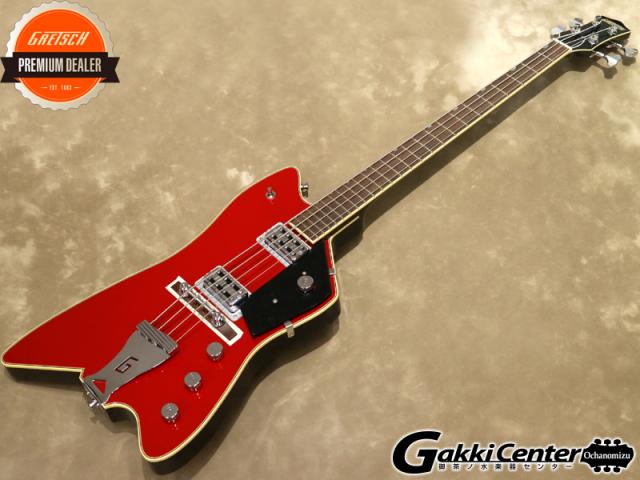 Gretsch G6199B Billy-Bo Jupiter Thunderbird Bass【シリアルNo:JT20072911/3.9kg】【店頭在庫品】