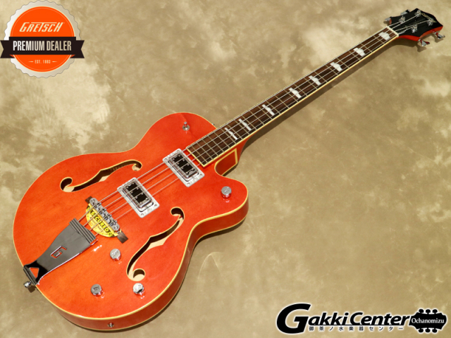 Gretsch Electromatic Collection G5440LSB Orange【シリアルNo:KS18033229/3.7kg】【店頭在庫品】