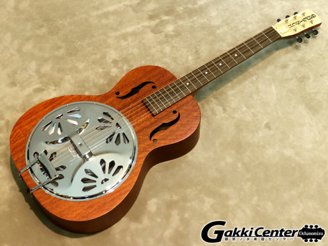 Gretsch G9200 Boxcar Round-Neck Resonator Guitar 【シリアルNo:CAXR135532/重量:2.4kg】 【店頭在庫品】
