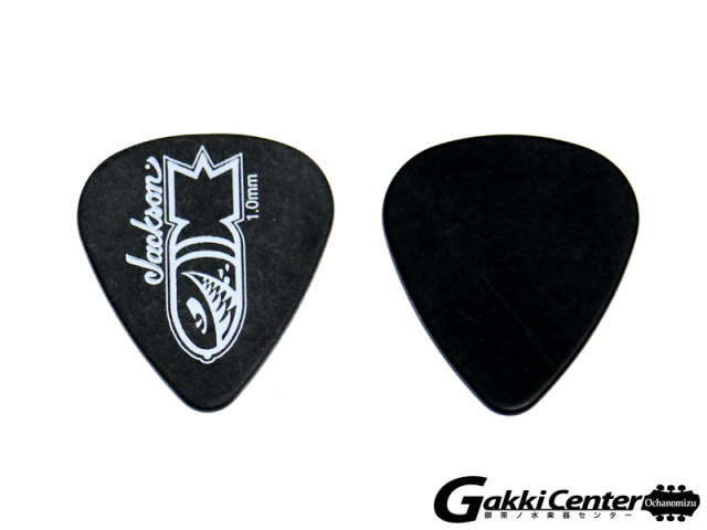 Jackson Guitar Pick 351 Black Heavy 12枚セット