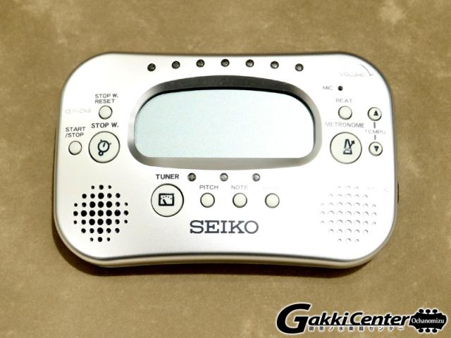 SEIKO STH-100, Silver