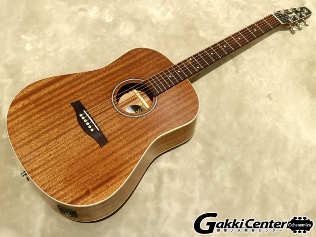 Seagull S6 Mahogany Deluxe SG【シリアルNo:038916003022/2.3kg】【店頭在庫品】