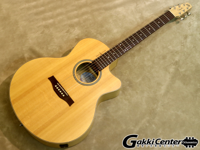 Seagull Natural Elements CW Mini-Jumbo SG【シリアルNo:036462000753/2.2kg】【店頭在庫品】