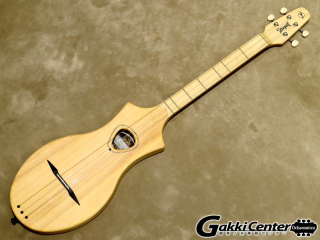 Seagull M4 Merlin Natural Spruce SG【シリアルNo:039227029857/0.6kg】【店頭在庫品】