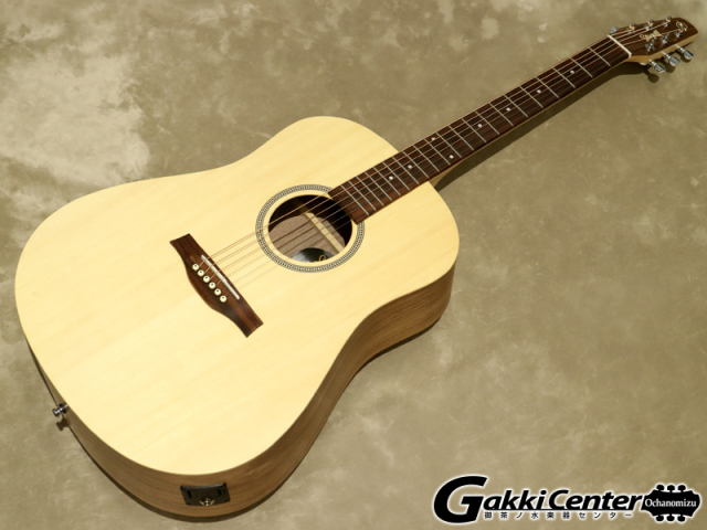 Seagull Excursion Walnut SG Isys+【シリアルNo:039555001762/2.2kg】【店頭在庫品】