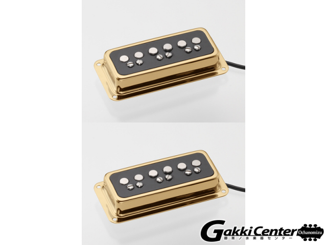 【数量限定SALE!】TV Jones T-Armond Bridge&Neck/Gold Set