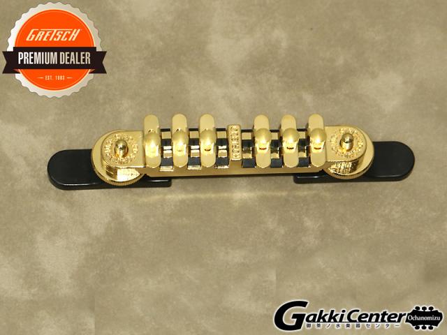 Gretsch Parts GT551シンクロソニックブリッジ/ゴールド