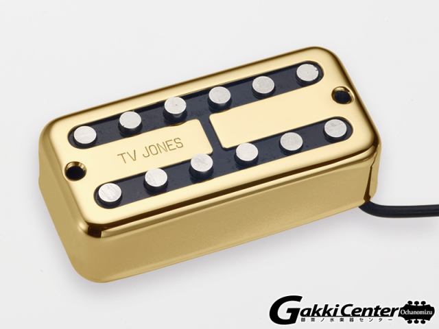 TV Jones Magna'Tron Bridge/Gold