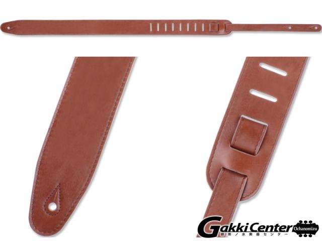 RENEGADE ギター/ベース用 ストラップ Plain Leather P.SUEDO-TAN【店頭在庫品】