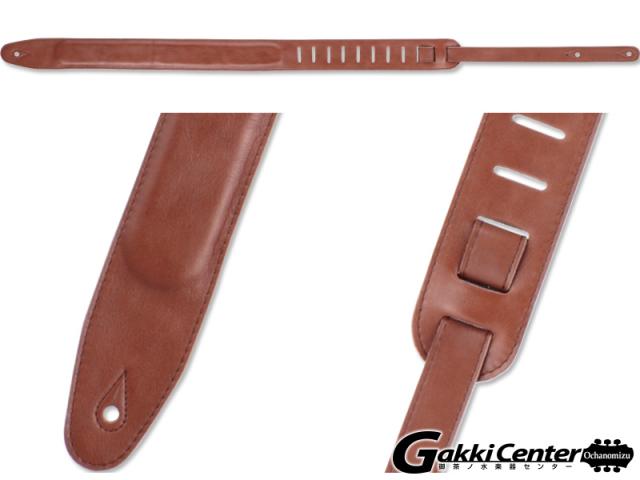 RENEGADE ギター/ベース用 ストラップ Paded Leather FOAM PAD-TAN【店頭在庫品】