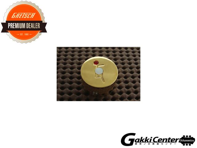 Gretsch Parts GTN504 コントロールノブ Gマーク JW GOLD/インチ規格