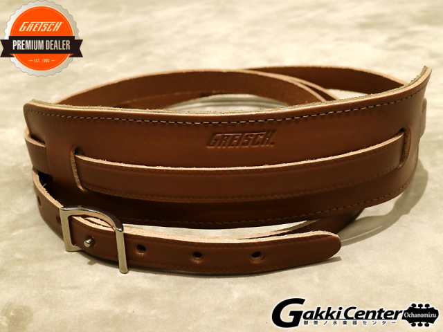 Gretsch Deluxe Vintage Straps Natural