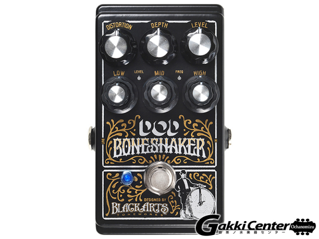 【SALE】DOD Boneshaker/ディストーション 【店頭在庫品】