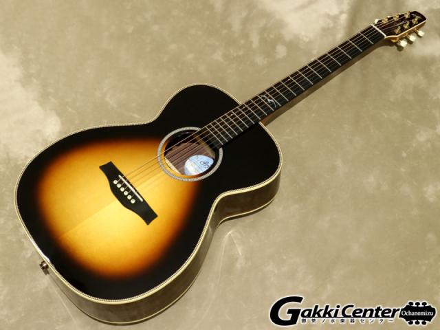 Seagull Artist Studio Concert Hall Sunburst HG Element【シリアルNo:041091000184/2.1kg】【店頭在庫品】