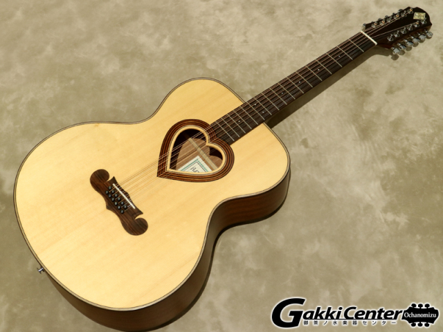 【SALE】ZEMAITIS(ゼマイティス)アコースティックギター/CAJ-100HW-12【シリアルNo:ZE16040056/2.3kg】【店頭在庫品】