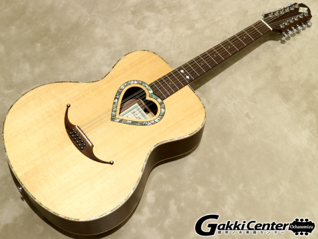 【SALE】ZEMAITIS(ゼマイティス)アコースティックギター/CAJ-200HS-12【シリアルNo:ZE16040130/2.4kg】【店頭在庫品】