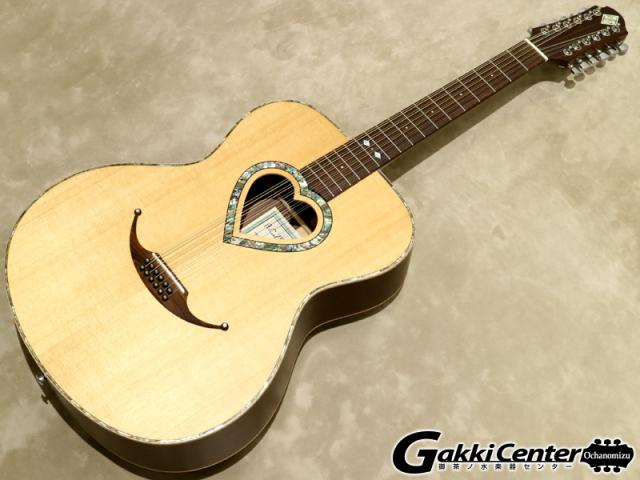 【SALE】ZEMAITIS(ゼマイティス)アコースティックギター/CAJ-200HS-12【シリアルNo:ZE16040114/2.5kg】【店頭在庫品】