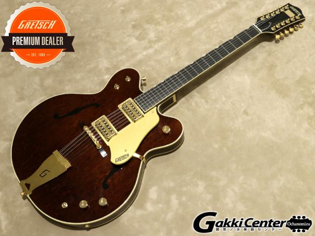 【ヴィンテージ・セレクト・エディション 】Gretsch(グレッチ) G6122-6212 VS Vintage Select Edition '62 Chet Atkins Country Gentleman 12-String 【シリアルNo:JT18031426/3.5kg】【店頭在庫品】